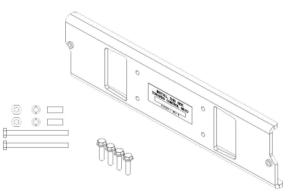 Humminbird IDMK-S10R Flush Mount Kit for Solix 10 ... on