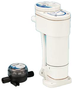 Itt Jabsco 292000120 12v Electric Flush Pump Converter