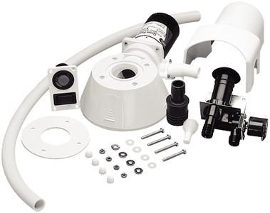 Itt Jabsco 370550092 Quiet Flush Conversion Kit With