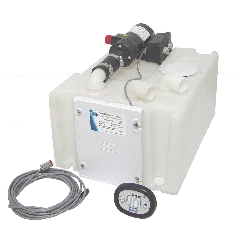 Itt Jabsco 381100092 12v Type Iii Waste Management System