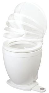 Itt Jabsco 585000012 Lite Flush 12v Electric Toilet Itt