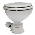 Johnson Pump 80 47435 02 Standard Electric Toilet 24v