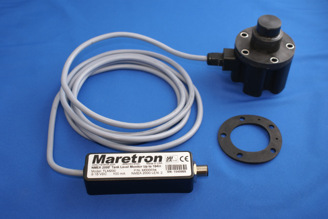 Maretron 3m NMEA 2000 NK2 Cable Micro Double-Ended Male to Female Cordset Gray