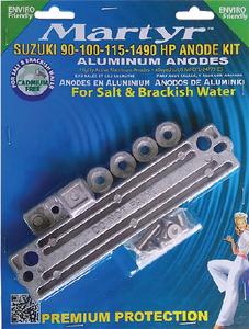 Sierra  Anode Tab Aluminum 18-6122A