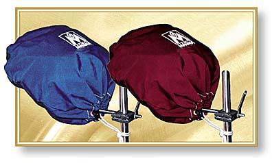 Magma A10-990PB Pacific Blue Sunbrella Cover Newport ChefsMate Barbecue Grill