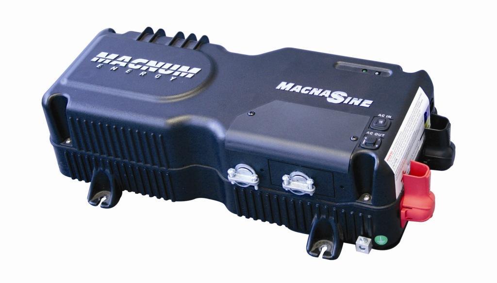 magnum mms1012 1000w inverter 12v w 50a pfc charger. Black Bedroom Furniture Sets. Home Design Ideas