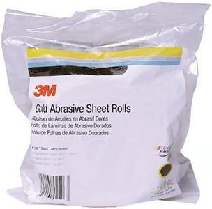 3m 02591 P320a Grit Stikit Gold Sheet Roll 2 3 4 Quot X 45yds