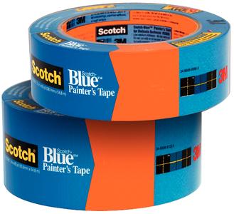 3m 80988 Scotch Blue Painters Tape 2080 3 4 X 60yds 3m 80988 Marine Masking Films Tapes