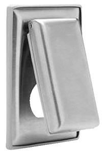 Marinco 7879cr Stainless Steel Weatherproof Cover With