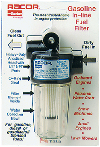 Rac Rac on Gas Water Separator Filters