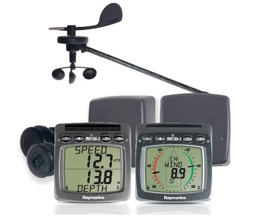 raymarine st60 wind transducer service kit available via