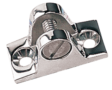 """Sea Dog 270245-1 Bimini-Canopy Top Concave Deck Hinge Stainless Steel 1/"""""""