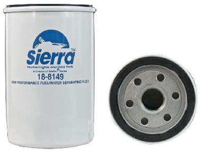 10 Micron Sierra International 18-7955 Fuel Filter Element