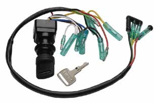 Sierra MP51040 2/4 Stroke Yamaha Outboard Ignition Switch