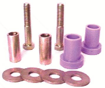 Find vanagon parts front suspension bushing kit radius arm