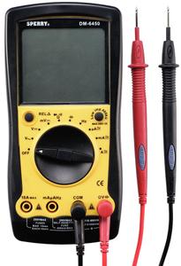 Sperry Instruments DM6450 9 Function Digital Meter ...