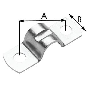 Teleflex 3300//33C Inboard Connection Bracket//Shift Cable Clip 036174