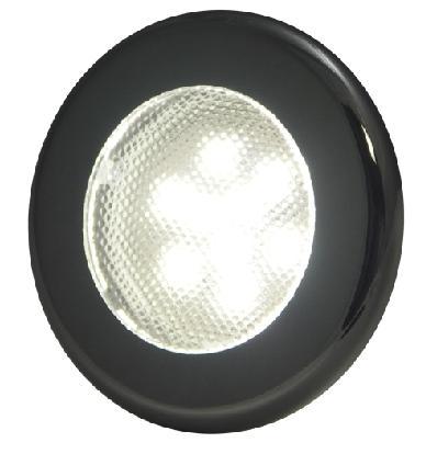 t h marine led51847dp recessed 3 led puck flood light 3. Black Bedroom Furniture Sets. Home Design Ideas