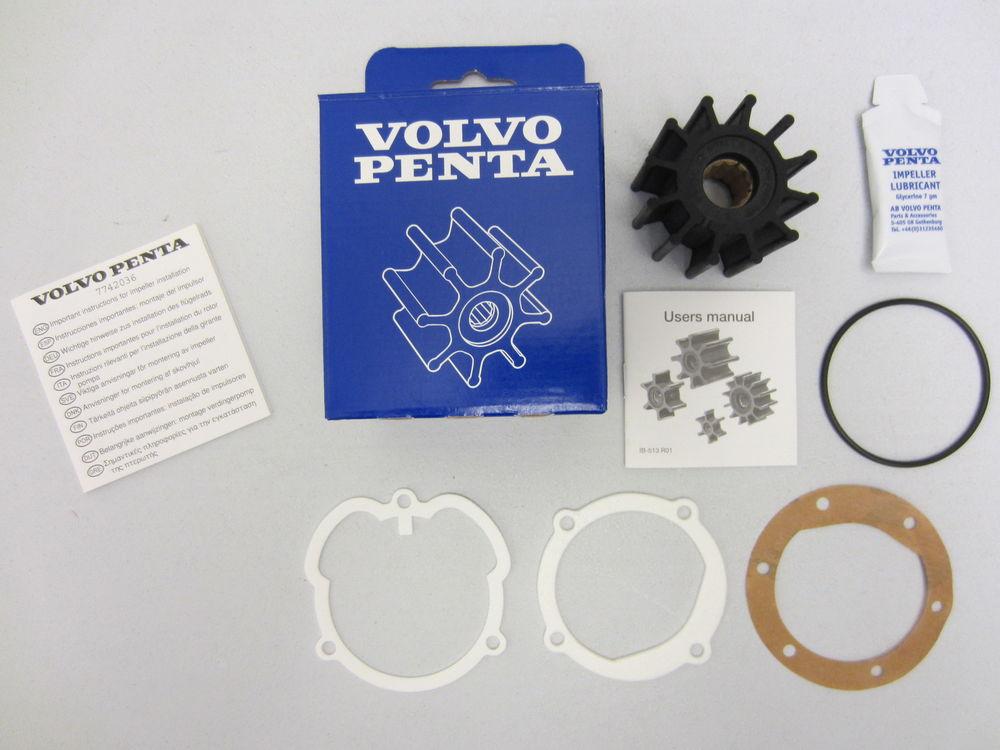 Volvo Penta 21951346 Impeller Kit - Volvo Penta 21951346 - Volvo Penta Impellers - Waterpumps ...